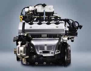 Двигатель Geely MK Cross